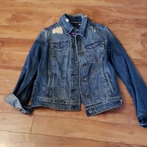 Tommy Hilfiger jean jacket
